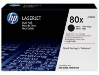 Hewlett Packard CF280XD HP Toner Cartridge 80X