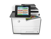 Hewlett Packard PAGEWIDEENT COLOR MFP 586F
