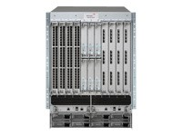 Brocade VDX8770 8 I/O Slot chassis with 3 Switch