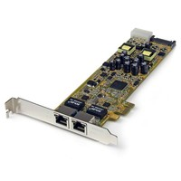 StarTech.com DUAL PORT GIGABIT NETWORK CARD