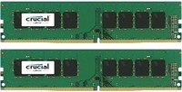 Crucial 8GB DDR4 KIT (4GBX2) 2133MT/S