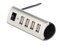 Ednet 4 Port USB Hub, Eco