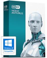 ESET NOD32 Antivirus 4 User 1 Year Government License