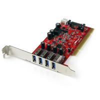 StarTech.com 4 PORT PCI USB 3 ADAPTER CARD