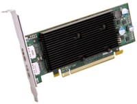 Matrox M9128 1GB PCI-E DUAL DP