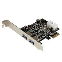 StarTech.com 2 PORT PCIE USB 3 CARD W/ UASP