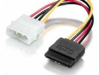 Equip POWER CABLE SATA-5 25 (0 15M)