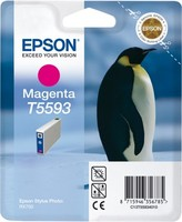 Epson T559 MAGENTA CARTRIDGE