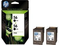 Hewlett Packard C9502AE#301 HP Ink Cartrdg 56