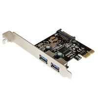 StarTech.com 2 PORT PCIE USB 3.0 CARD