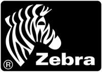 Zebra Z-Perform 1000D, Etikettenrolle, Thermopapier, 100x210mm, 4 Stüc