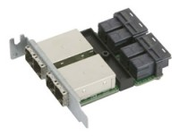 Supermicro EXT-TO-INT MINI-SAS HD ADAPTER