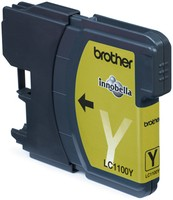 Brother LC-1100Y INK CARTRIDGE YELLOW