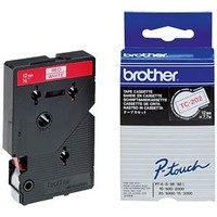Brother TC-202 LAMINATED TAPE 12MM 7.7