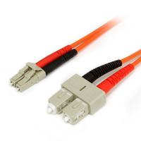 StarTech.com 3M FIBER PATCH CABLE LC - SC
