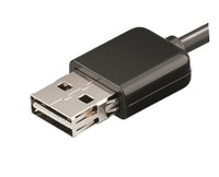 Mcab USB 2.0 EASY cable A/Bmini-1m
