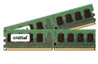 Crucial 16GB KIT (8GBX2) DDR2 667MHZ