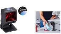 Honeywell QuantumT 3580, 1D, Kit (KBW), schwarz