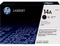 Hewlett Packard CF214A HP Toner Cartridge 14A