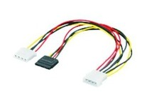 Mcab 30CM SATA power adapter cable