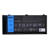 Dell 6 CELL PRIMARY BATTERY 65WHR