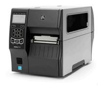 Zebra ZT410, 8 Punkte/mm (203dpi), Peeler, Rewinder, RTC, Display, EPL