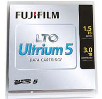 Fujitsu LTO-5-DATEN MED 5S LABEL FUJI