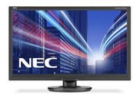 NEC AS242W BLACK 24IN LCD LED