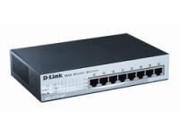 D-Link DES-1210-08P 8-PORT 10/100 LAYER2 POE SMART