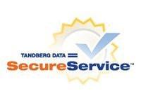 Tandberg Data SECURESERV. ONSITE 1 YR 5X9XNB