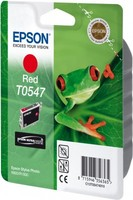 Epson T0547 RED CARTRIDGE
