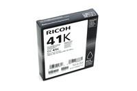 Ricoh GC41K GEL BLACK 2.5K PGS