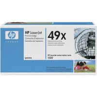Hewlett Packard Q5949X HP Toner Cartridge 49X