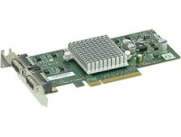 Supermicro AOC-STG-I2 2-PORT CX4 10GBE