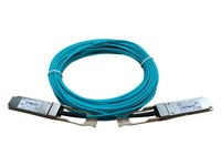 Hewlett Packard X2A0 40G QSFP+ 7M AOC CABLE