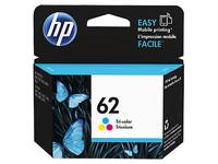 Hewlett Packard INK CARTRIDGE 62 TRI-COLOR