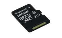 Kingston 128GB MICROSDXC CLASS 10 UHS-I