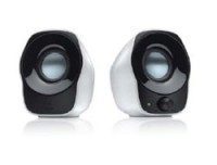Logitech Stereo Speakers Z120 white USB