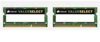 Corsair DDR3 1600MHZ 16GB 2X204 SODIMM