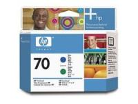 Hewlett Packard INK BLUE/GREEN