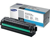 Samsung Toner Cyan (ca. 3.500 pages)