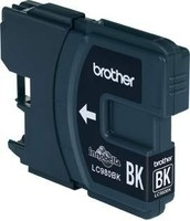 Brother LC-980BK INK CARTRIDGE BLACK