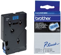 Brother TC-501 LAMINATED TAPE 12MM 7.7