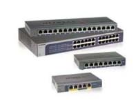 Netgear 8-Port GB Plus Switch