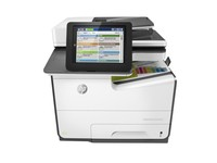Hewlett Packard PAGEWIDEENT COLOR MFP 586DN
