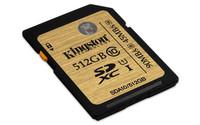 Kingston 512GB SDXC CLASS 10