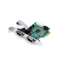 Fujitsu DUAL SERIAL CARD PCIE X1 POWER