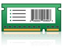 Lexmark CX410 FORMULAR + BARCODE-CARD