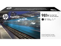 Hewlett Packard INK CARTRIDGE 981Y BLACK