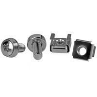 StarTech.com M6 CAGE NUTS und SCREWS